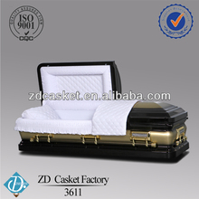 China Casket Manufacturers( Copper Casket of 3611)