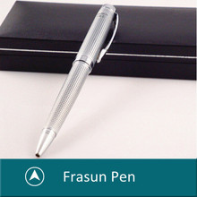 Executive Elegant Twist-Action Grid Ballpoint Pen
