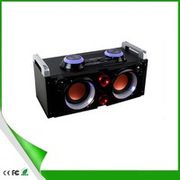 Manufacturer Supply High Quality ISO 9001 bluetooth speaker led lamp