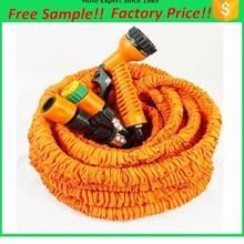 Yiwu Hand Car Wash Flexible Hose Reel/ Washer hose/ Flexible Hose Hose nozzle