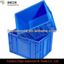 plastic box injection mould/mold design and make