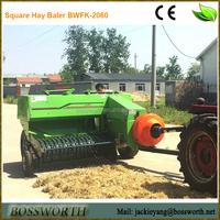 farm equipment square hay baler Hay Pick up baler