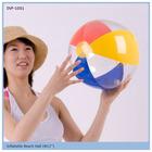 bola de praia multicolor