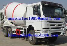 concrete mixer truck ZZ5257GJBN3841