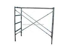Ladder frames scaffolding,steel H frame scaffolding