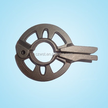System Scaffolding Pin & Ring Clampable Rosette/Ringlock Scaffolding Adjustable Rosette