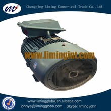 ABB M2BAX80MA4 Low Voltage 0.55KW 4-Pole B3(Foot)/B5(Flange) Mounted Three-Phase Induction AC Motor