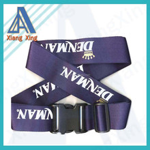 Coded Lock Travel Luggage Belt with Strengthened Strap