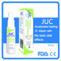 High quality Quick Spray Skin Antimicrobial Spray For Wounds Disinfection