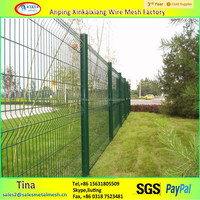 50*100mm welded wire fence panels, wire mesh fence Philippines Gates, galvanized Iron Fence
