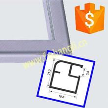 Batente da porta de alumínio para estante SL6013