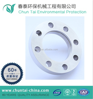 China Factory Sale Forging CNC Machining steel pipe ansi 125 flange dimensions