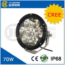 Factory Price 70w Car LED Work Light, Commercial Electric LED Work Light, Motorcycle LED Driving Lights