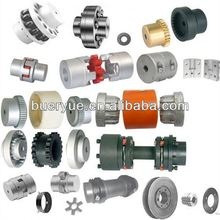 Complete Product System Low Noise and Long Working Life drum shape gear coupling