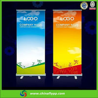 2015 hot exhibition roll up stand