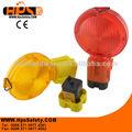 2014 por carretera de equipo de seguridad de 6v 4r25 luces de la batería