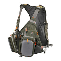 in stock fishing backpack fly fishing vest