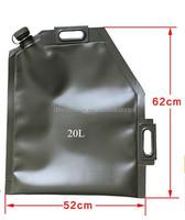 20L TPU fuel / water bag/oil bag