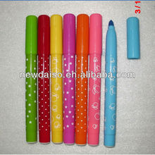 China factory washable ink color marker pens for kids