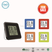 YD8099B Cheap Gift Table Digital Desktop Alarm Clock with Thermometer for Promotion