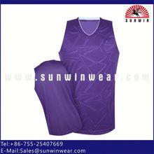 la costumbre de baloncesto baratos camisetas de tirantes