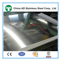 Tisco best quality 430 cold rolled 1219mm *2438mm stainless steel Sheet