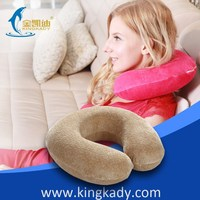 2015 new Fashion Shape Memory Foam neck pillow Cushion and car pillow,penguin pillow