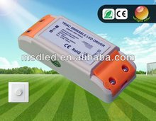 pwm dimming led driver,traic dimmable led drivers,scr dimmer led power supply