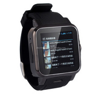 High-end new design smart watch android4.4 Z15 with free cellphone holder