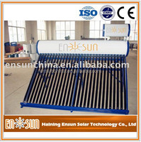 Family Use High Quality Evacuated tube Low pressure Solar Power Hot Water heater