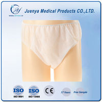 hospital disposable paper underwear for adult