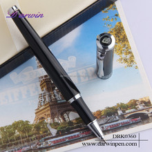 Small business ideas customized black roller pen