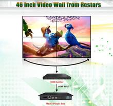 46'' 2x2 LCD video wall ; (RCS-460W)