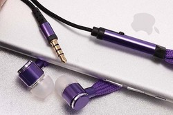 Fashion high quality earphone manufacturer
