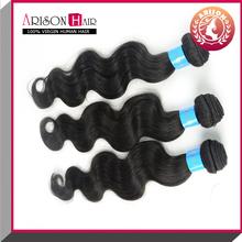 Hot Beauty Body Wave Virgin Brazilian Hair Extension