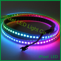 ws2801 ws2811 ws2812b 144 flexible rgb5050 led strip