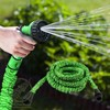 2016 new products blue expanding hose shrinking garden hose other gardening products