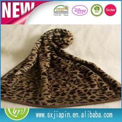 2015 alibaba hot sale faux fur blanket