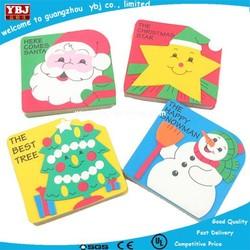 Children educational wipe & clean board book