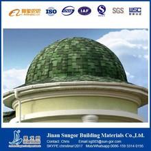 Waterproofing Building Material Fiberglass Asphalt Shingle Manufacturer
