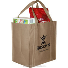 """13"""" grocery tote recycled non woven bag"""