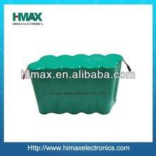 Ni-mh aa bateria de 12v pack de batería recargable