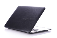 New design leather case for macbook air 11 and 13 inch, for apple mac book air