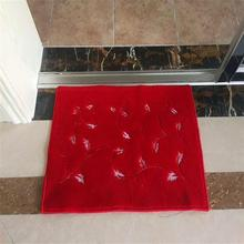 Popular shaggy mat for wholesales