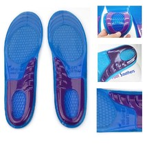 High Quality New Orthotic Arch Support Massaging Gel Silicon Shoe Insole- RBO1003