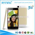 Teléfono Celular De 2 Chips Android 3G 5 Pulgadas Proveedor Chino