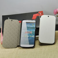 Durable protective cover Folio PU case for Acer Liquid Jade