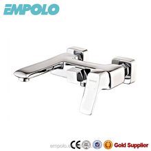 Empolo Wall Mount Bathroom Mixer Taps With Shower Attachment, Bathroom Taps And Mixers 91 3101