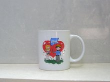Custom print ceramic and glass Mugs, cups, ashtrays, etc..