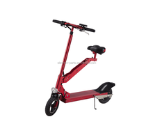 "Fold-up Portable 10"" Electric Scooter - Black"